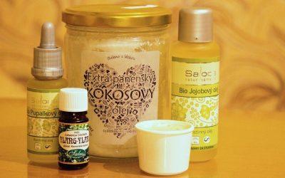 Medový balzám na rty – jednoduchý recept
