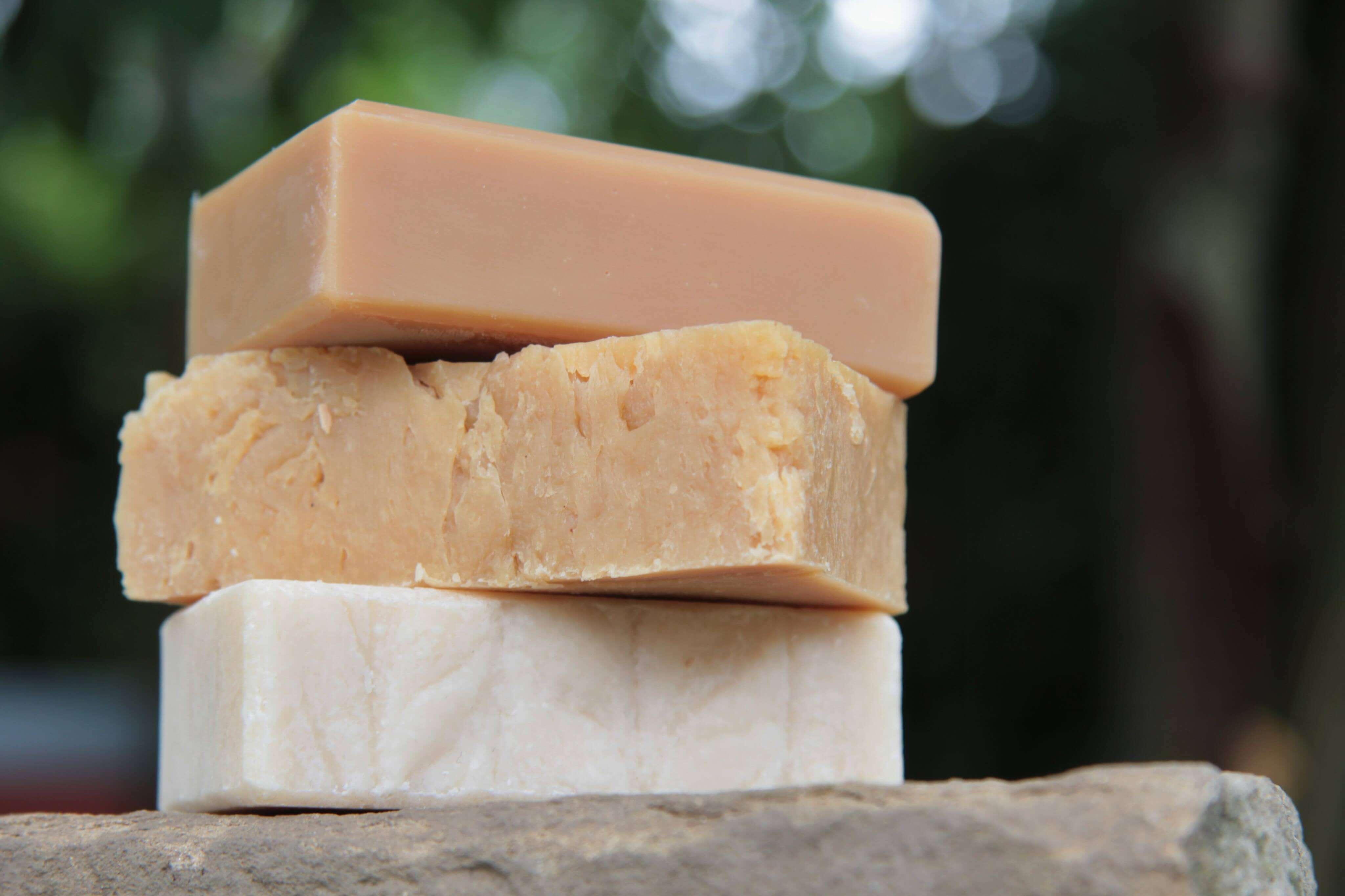 Jemné mýdlo pro děti Pleťové mýdlo