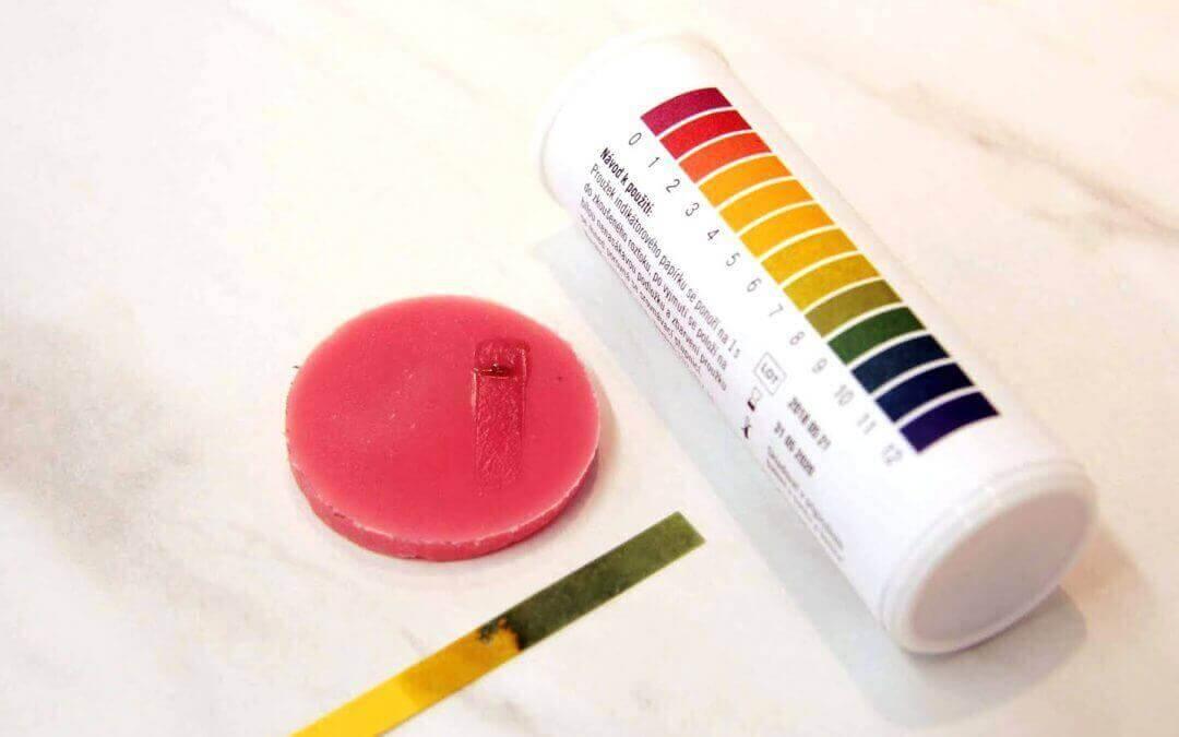 Měření pH mýdla – jak měřit pH?