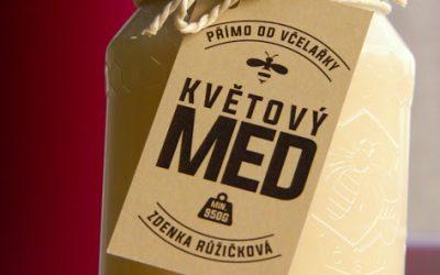 Med – superpotravina z naší přírody