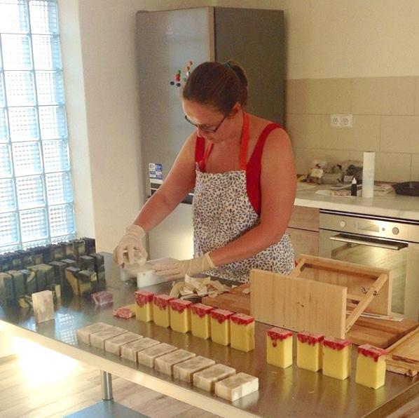 Mýdlařská dílnička VIII. –  Ukončení výroby mýdel pro prodej