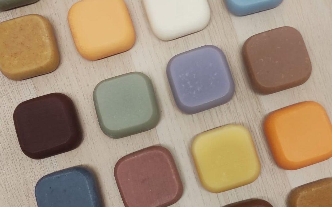 Přírodní barvičky do mýdla – experiment
